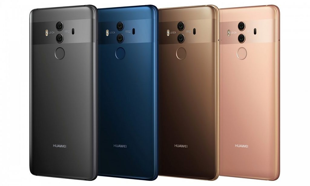 Huawei Mate 10 and Mate 10 Pro are Official - Specs and Details