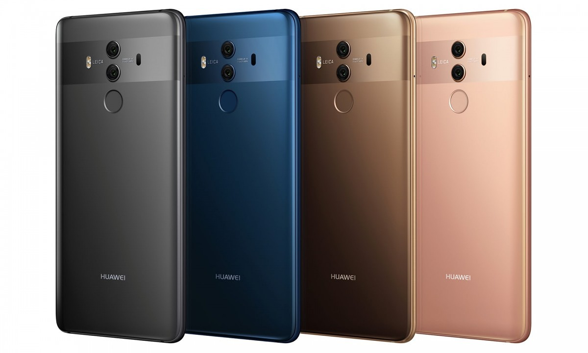 Exclusive: Firmware Files show Huawei Mate 10 Pro is coming