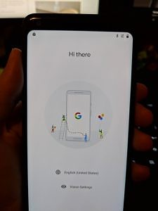 Pixel 2 XL Factory Reset Protection