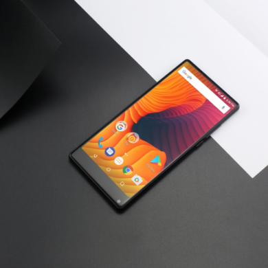 All Screen, New Vision. The Vernee MIX 2 Presale at Only $169.99!