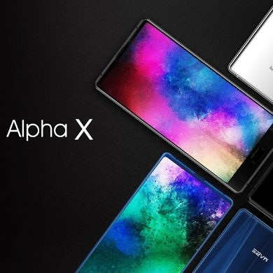 The Maze Alpha X is a Six Inch Phone with a 4000mAh Battery