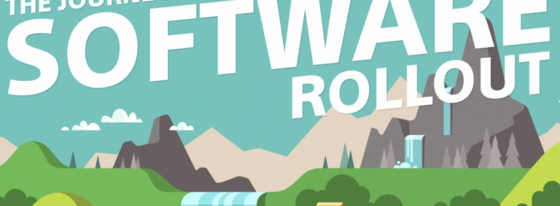 From Start to Finish: How an Android Software Update Rolls Out [INFOGRAPHIC by Sony]