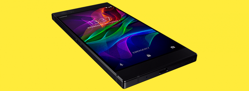 Razer Phone 2 render shows few changes from the original