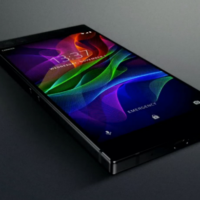The Razer Phone 2 may have Chroma LED effects for notifications