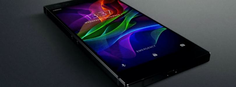 Razer Phone uses Sony's Overlay Manager Service Theme Engine