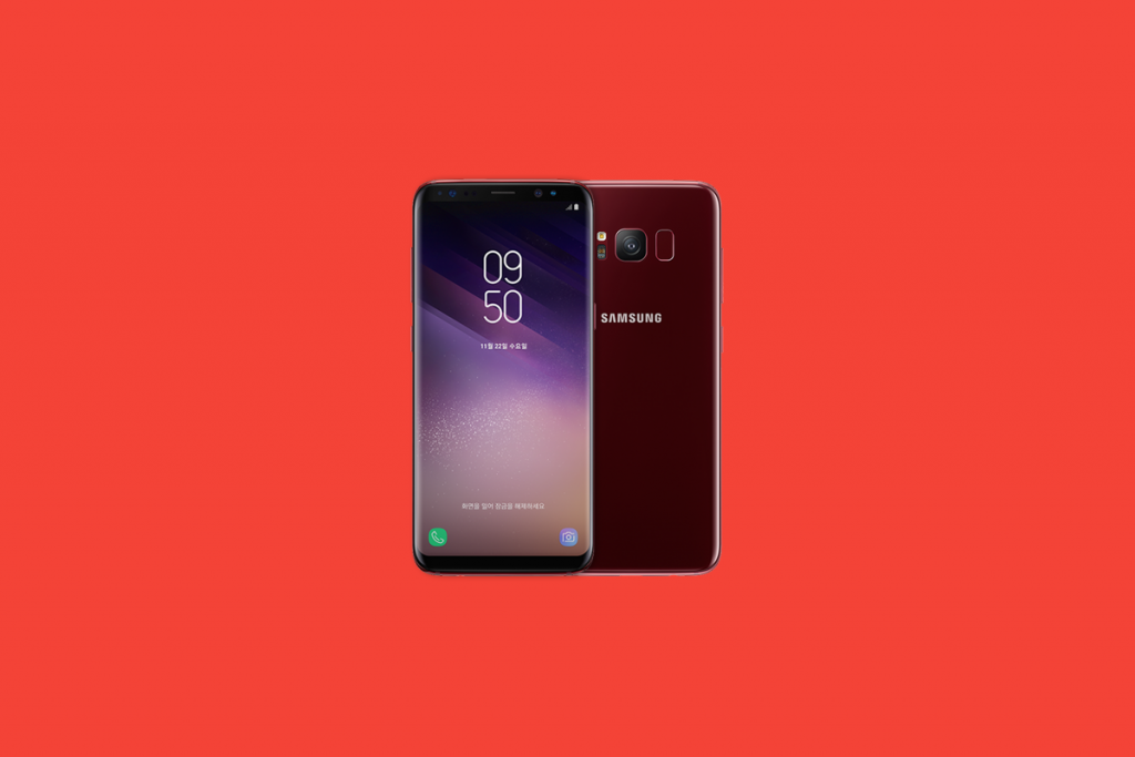 Install One UI Android Pie beta on Snapdragon Samsung Galaxy S8