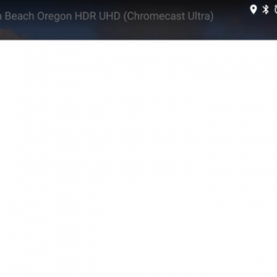 HDR on the YouTube App on Android Now Only Reaches 1080p