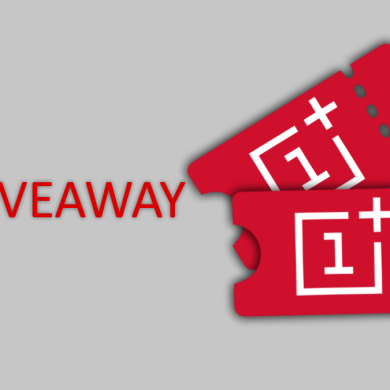 We Are Giving Away Tickets to the OnePlus 5T Launch Event!