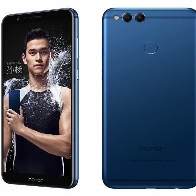 Honor 7X Announced for International Markets with a FullView 5.93″ Display, Kirin 659 SoC, Dual-cameras, Budget Price