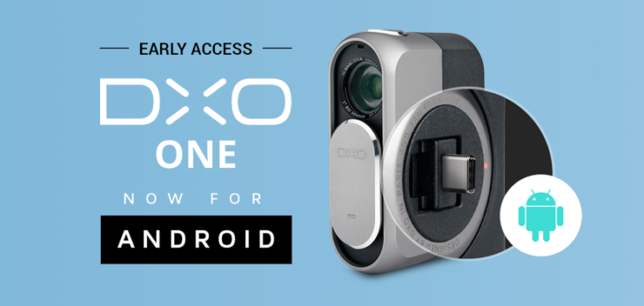 DxO One for Android