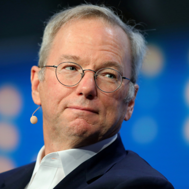 Alphabet's Eric Schmidt is Stepping Down as Executive Chairman, Will Become Technical Advisor