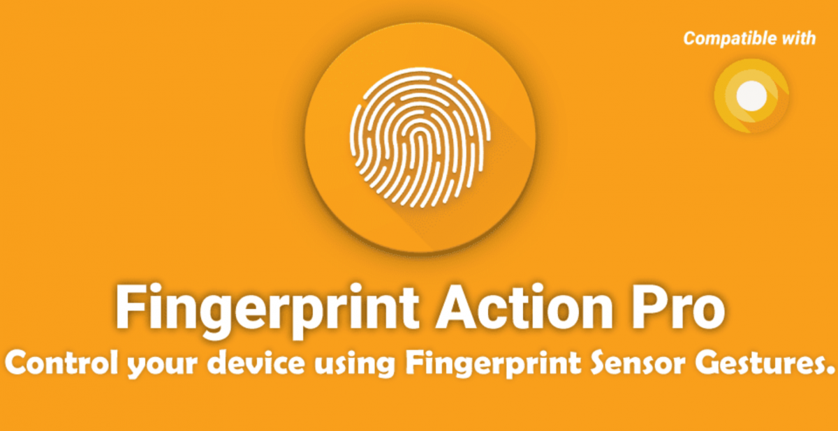 finger security apk for android