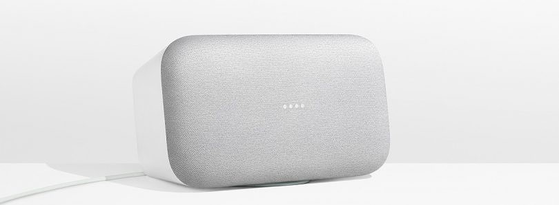 Google Home Max Exhibits Audio Latency With Music Played Through the Aux-in Port