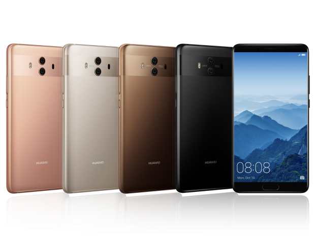 U S  Huawei Mate 10 Pro will have a single SIM and support