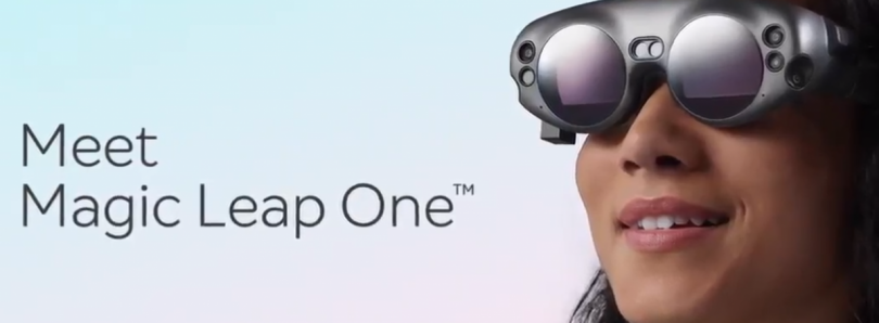 Magic Leap's Creator Edition AR Headset Announced for 2018