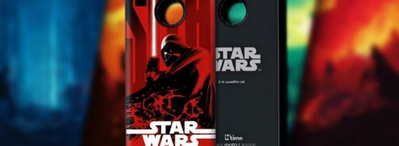 Motorola to Launch a Limited Edition Star Wars Style Moto Mod in China