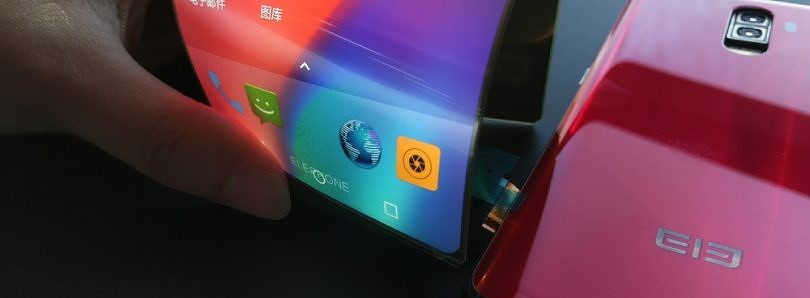 The Elephone S9 Features a Flexible Infinity Display
