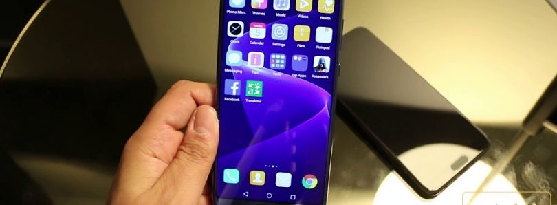 Honor View 10 Unboxing and Hands-on