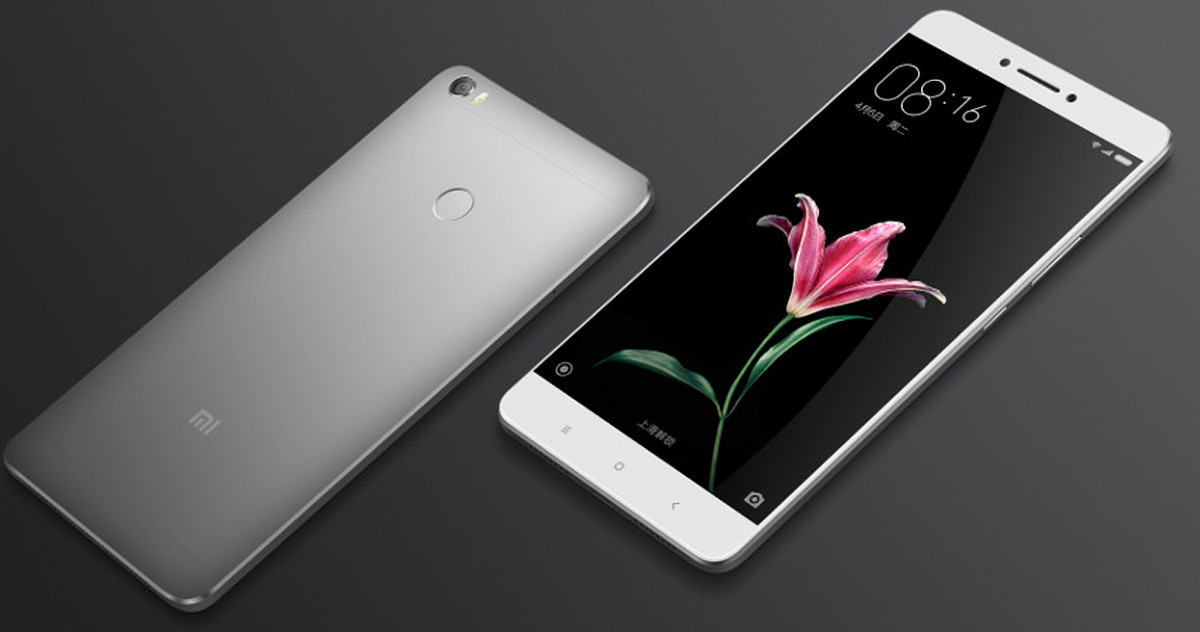 Android Pie custom ROMs now available for the Xiaomi Mi Max 2