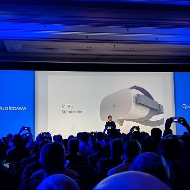 Xiaomi's Standalone VR Headset Sports a Qualcomm Snapdragon 821 and Supports Oculus Go