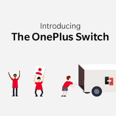 OnePlus Switch updated to support switching from an iPhone
