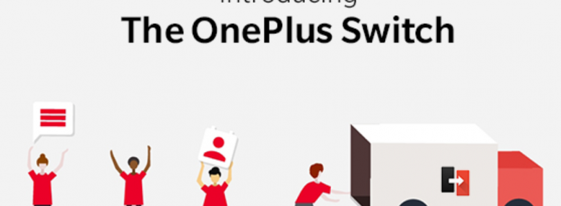 OnePlus Switch supports backing up app data, downloads, and
