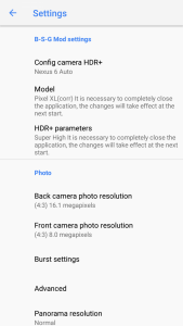 google camera mod updated with portrait mode lens blur toggle and 4k