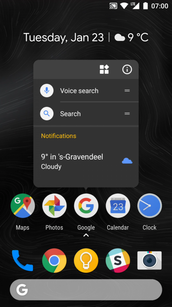 Download: Rootless Pixel Launcher Brings Pixel 2 Launcher & Other