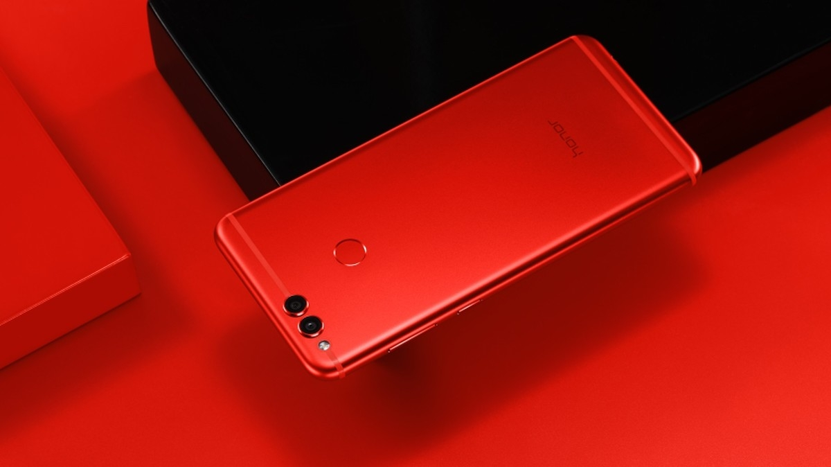 183f211b5dd Honor View 10 arriving internationally January 8th, Honor 7X Red Model  coming to U.S.