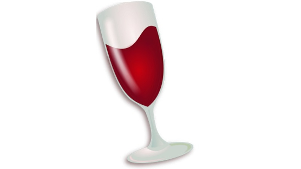 Wine, the compatibility layer for Windows programs, is now available