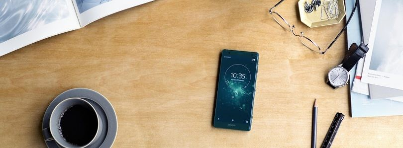 The Sony Xperia XZ2 comes with Night Light and One-Handed Mode