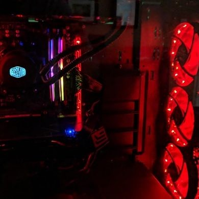 XDA's First Full PC Build: An All-AMD Linux Desktop Featuring Ryzen and Polaris