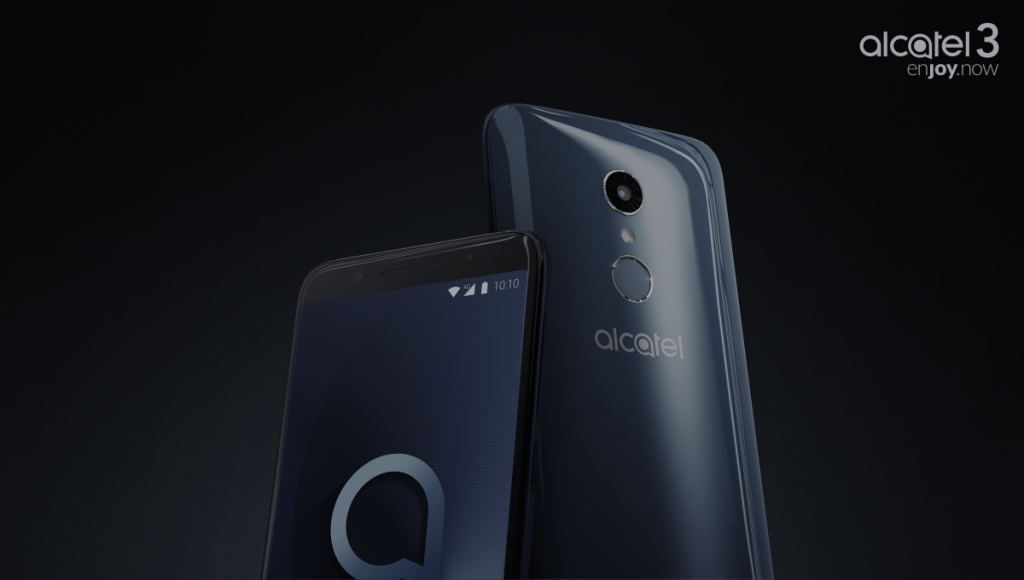 TCL Announces Alcatel 5 and Alcatel 3 Series Phones, 1T