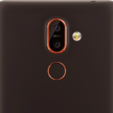 Nokia 7+ and Nokia 1 Renders Show Dual Zeiss Cameras, 18:9 Display, and More