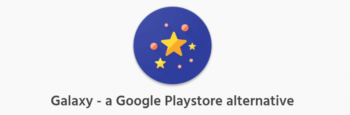 Galaxy' is a Material Design fork of Yalp Store for those