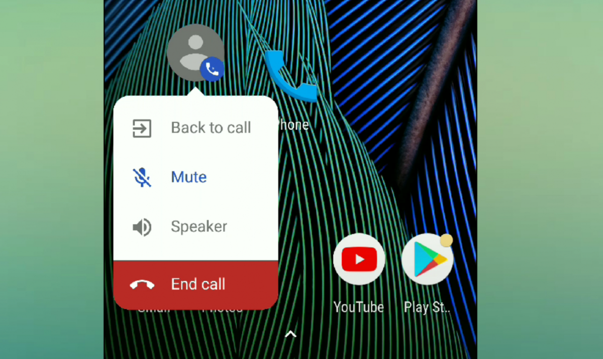 Hands On] Google Dialer's Hidden Floating Bubble Gets a