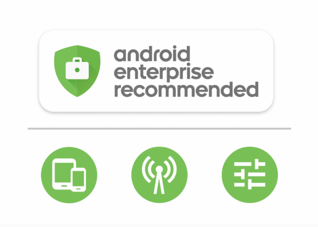Google introduces Android Enterprise Recommended Program