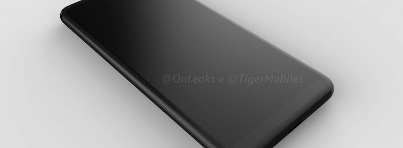 Huawei P20 Plus and P20 Lite 3D Renders Leak with Triple Cameras and Notch