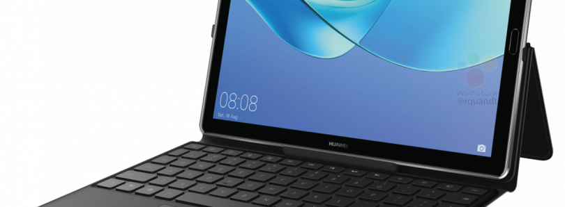 Huawei MediaPad M5 10 Pro Renders and More Specifications Leak