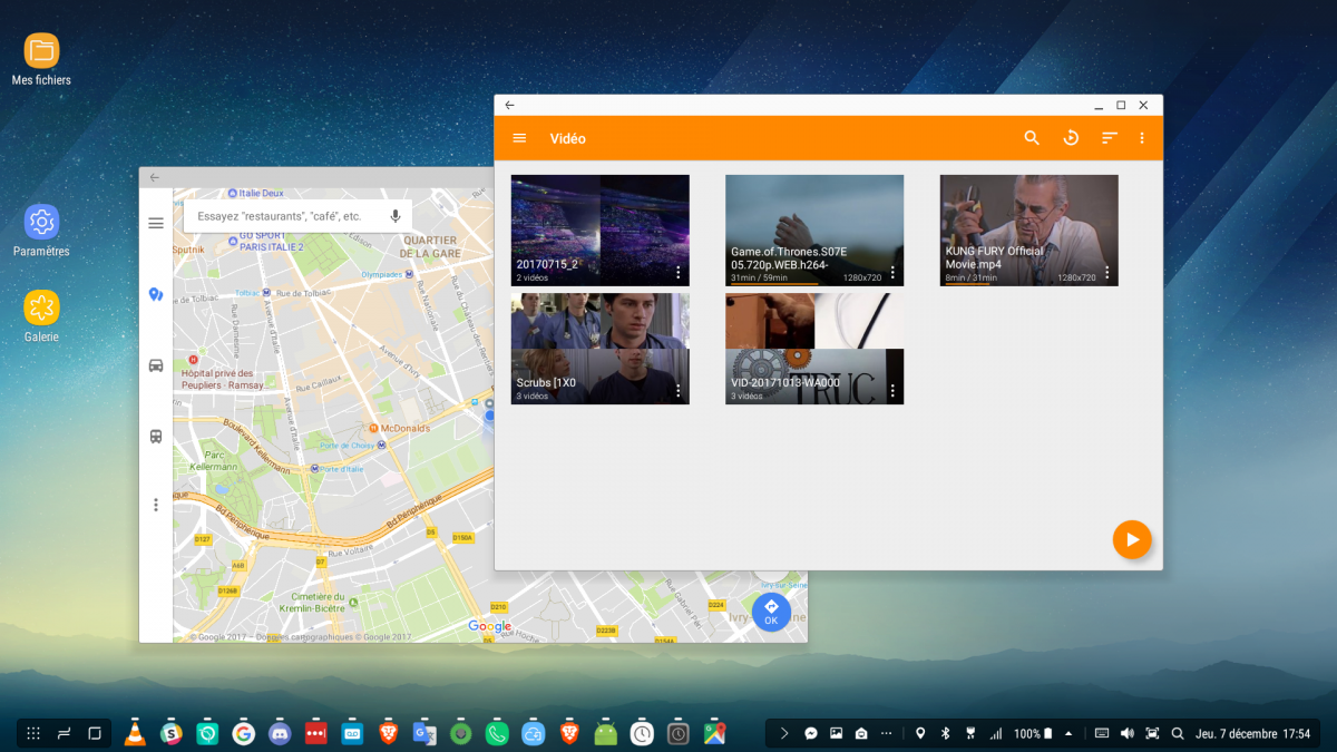 VLC 3 0 Adds Support for Chromecast, Samsung DeX, Android