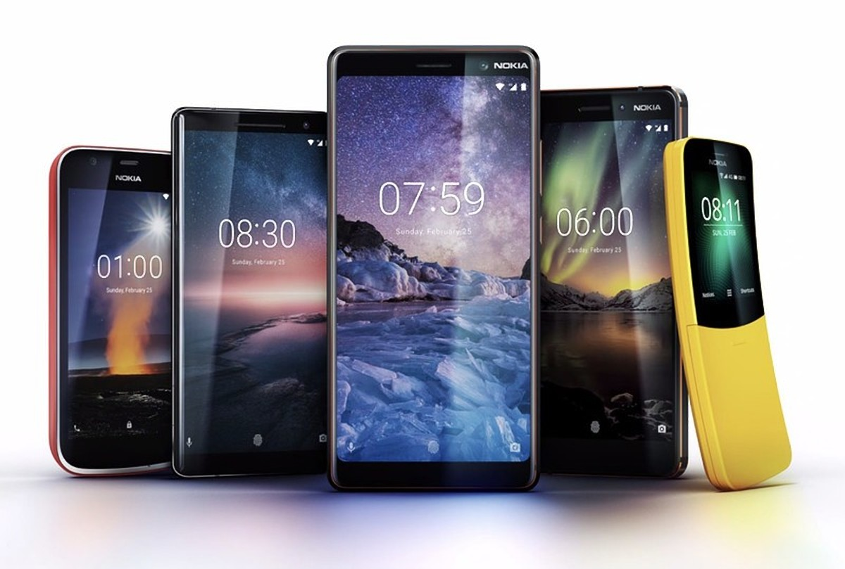 HMD Global Announces Nokia 8 Sirocco, Nokia 7 Plus, New