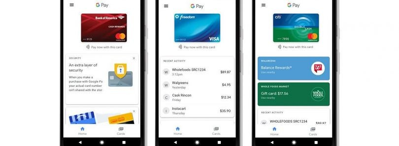 Google Pay Rolls Out Globally, Replaces Android Pay and Google Wallet