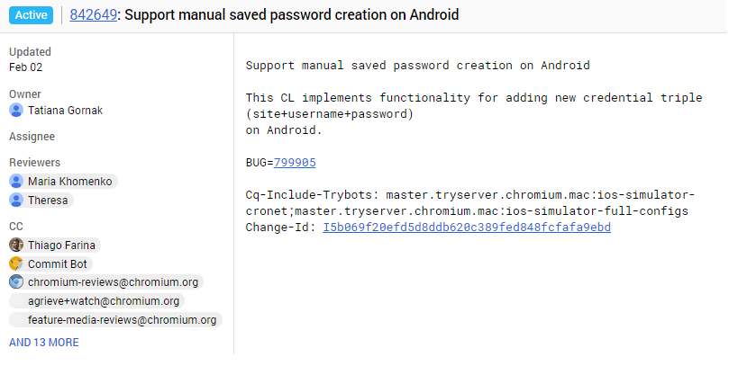 Google Chrome for Android Will Soon Support Manually Adding
