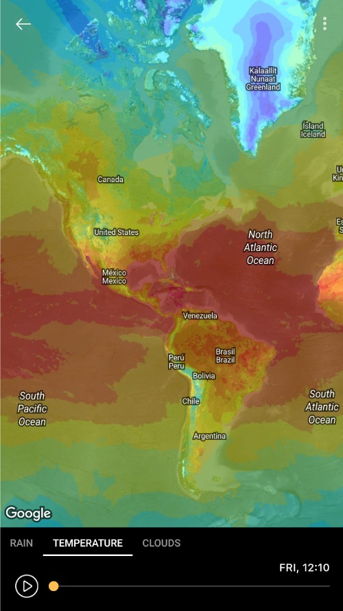 The best weather app is on sale get today weather for 249 see a detailed heat map of the world gumiabroncs Images
