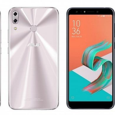 ASUS Unveils the ZenFone 5 and 5Z with iPhone X-Style Notches, and the 18:9 ZenFone 5Q and Max M1