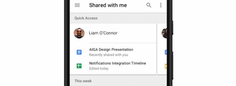 Google Brings Machine Learning to G Suite Customers Sharing Files in Google Drive