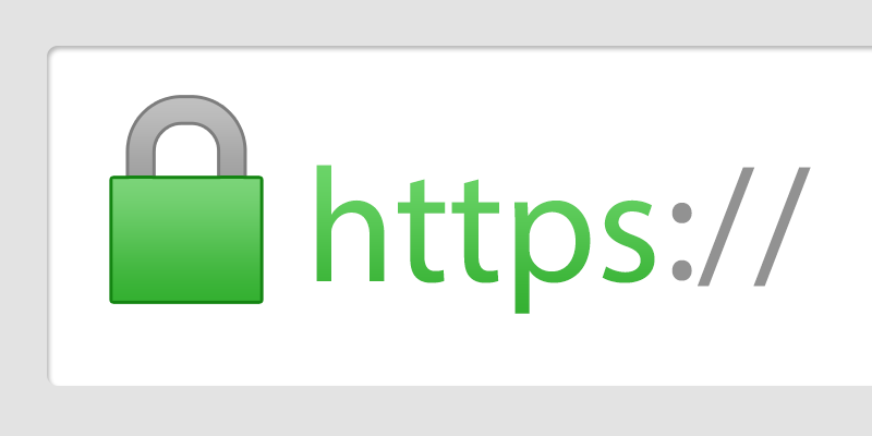 Google Chrome to default to HTTPS when typing in URLs