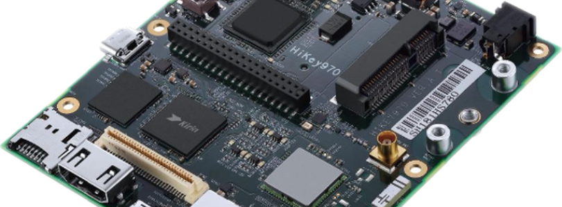 Huawei and Linaro launch the HiKey 970 development board with the Kirin 970 SoC