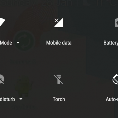 This app forces dark mode with any wallpaper on Android 8.1 Oreo