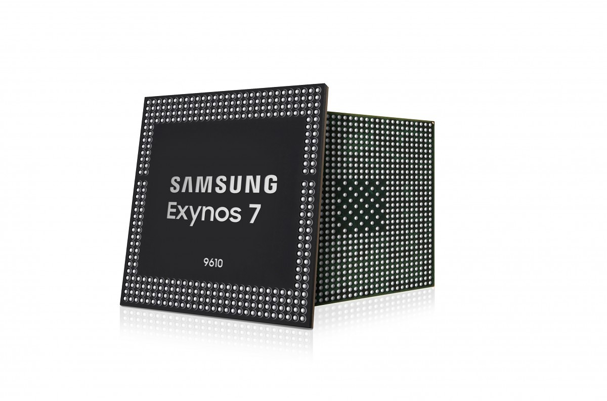 Samsung announces Exynos 9610 with 480FPS slow-motion video